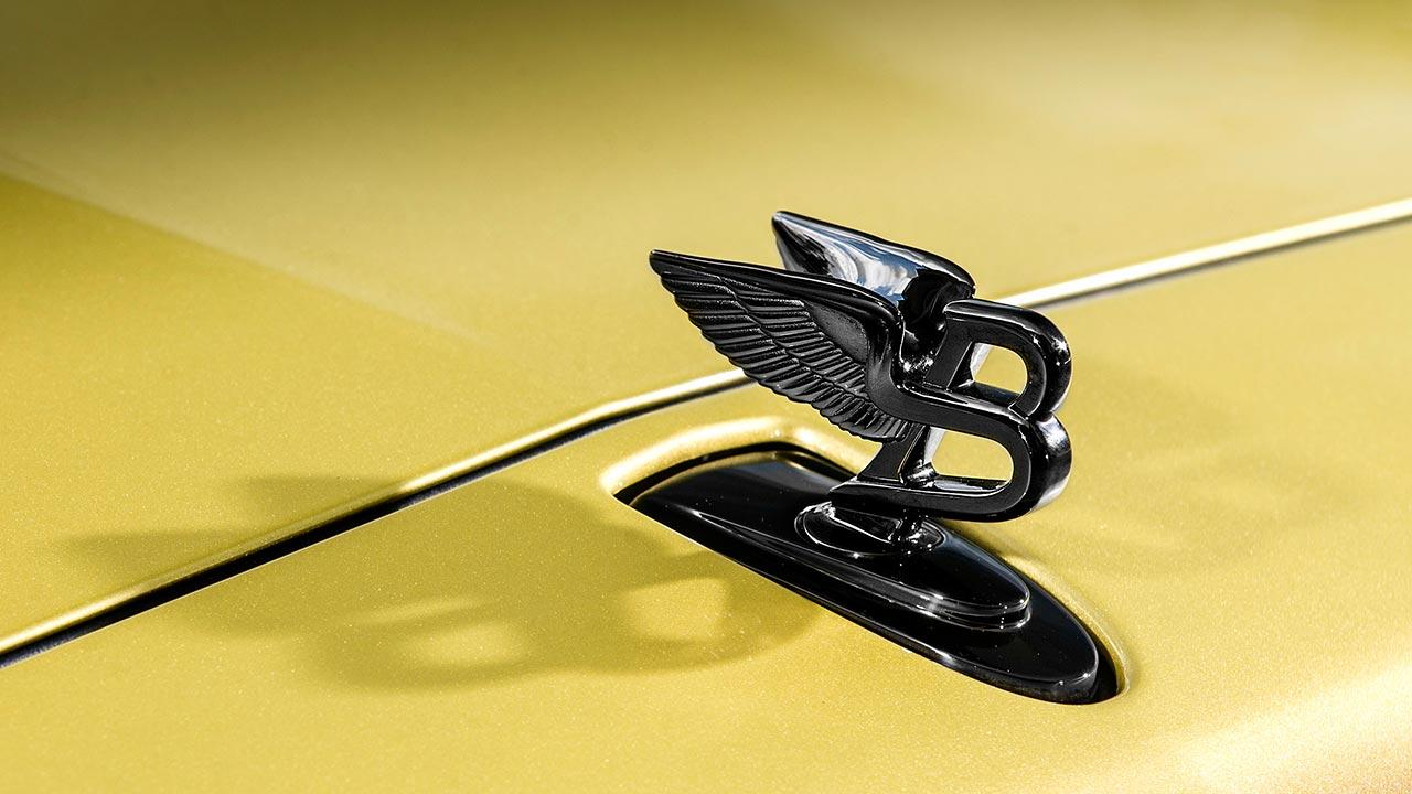 Bentley Mulsanne Speed - Kühlerfigur