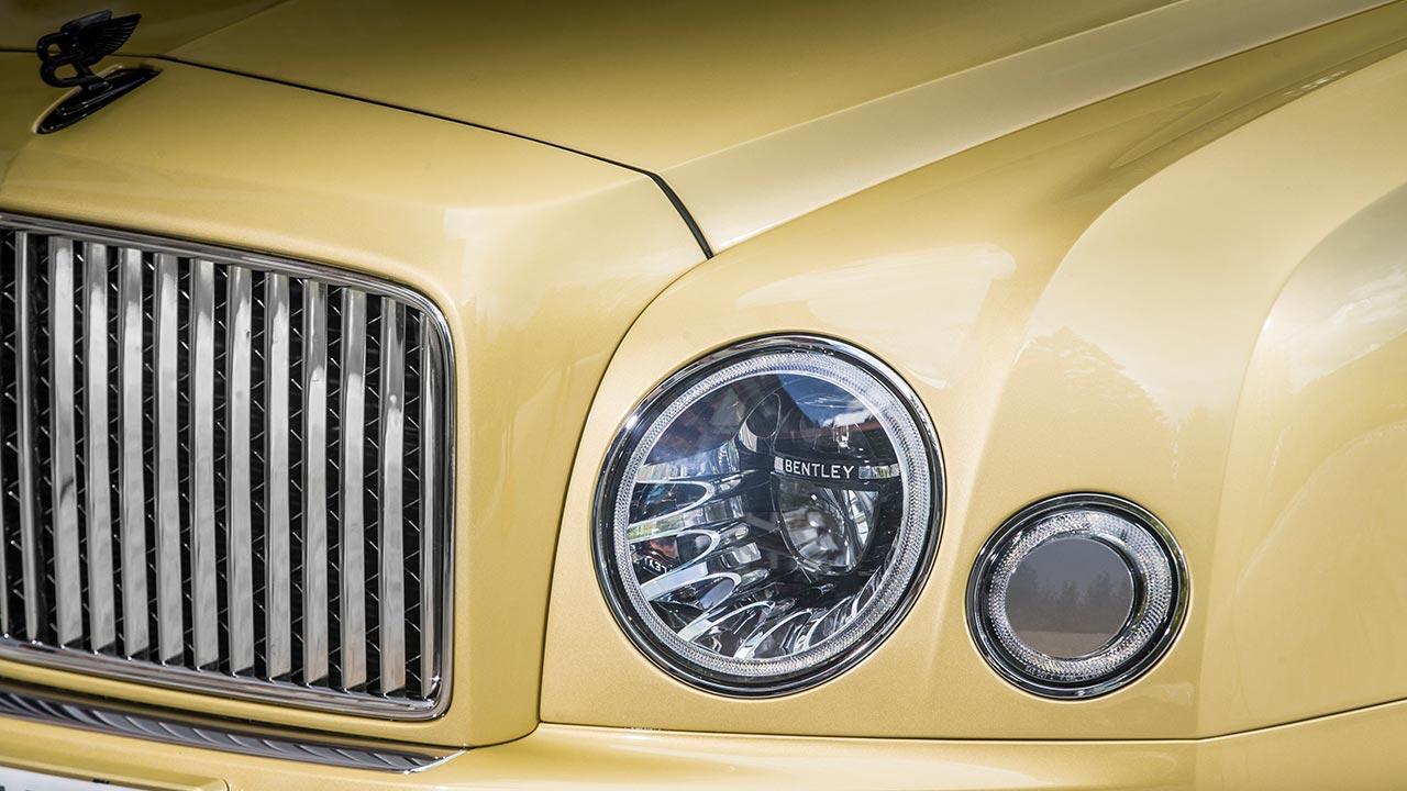 Bentley Mulsanne Speed - Kühlergrill