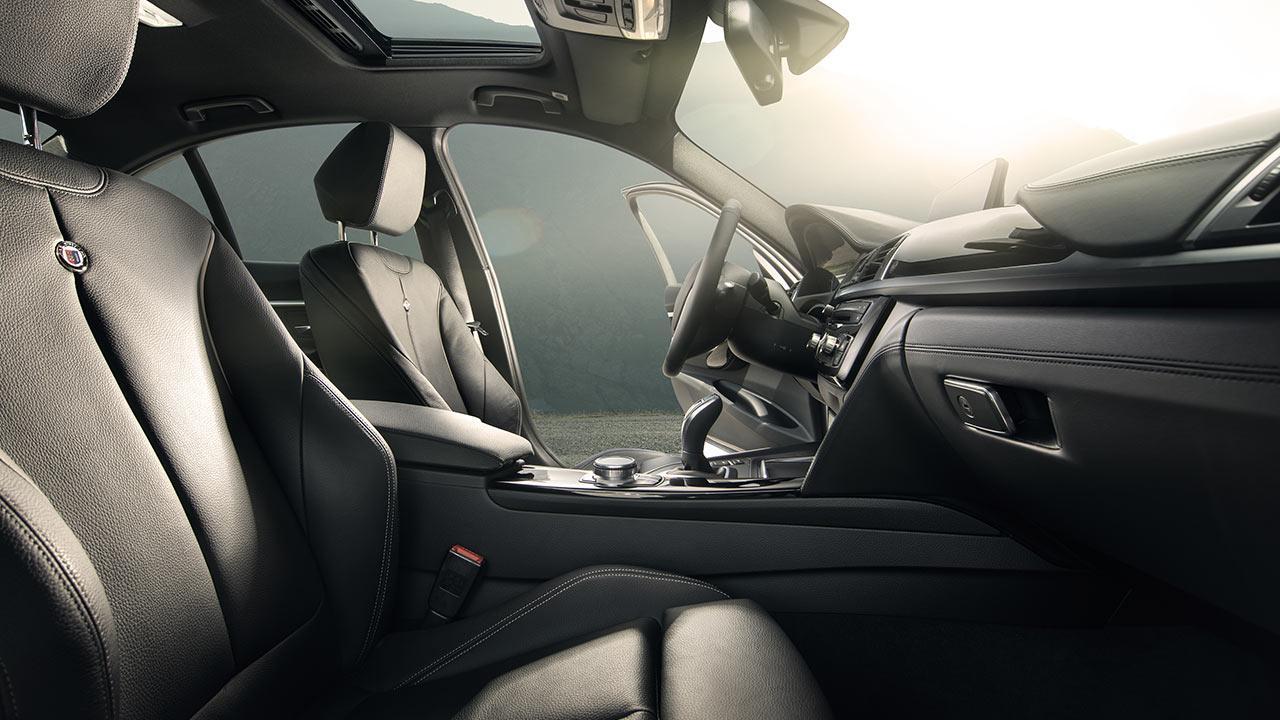 Alpina B3 S Bi-Turbo Limousine - Innenraum