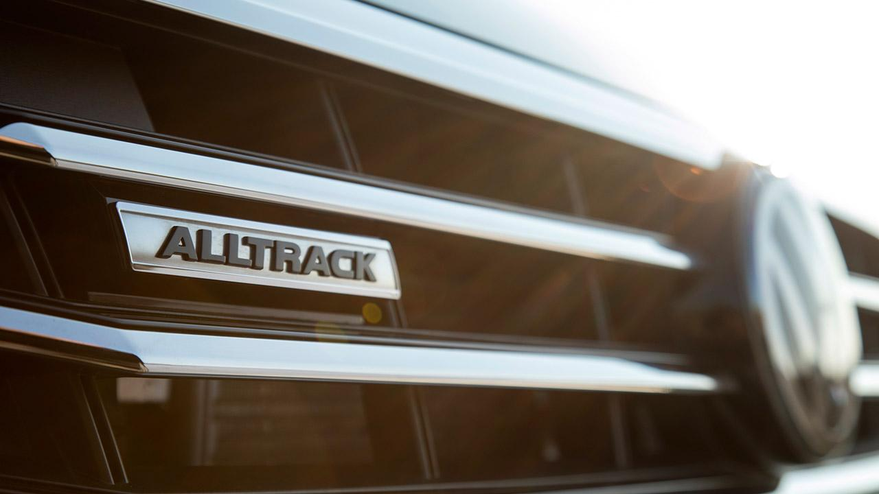 Volkswagen Passat Alltrack - Schriftzug