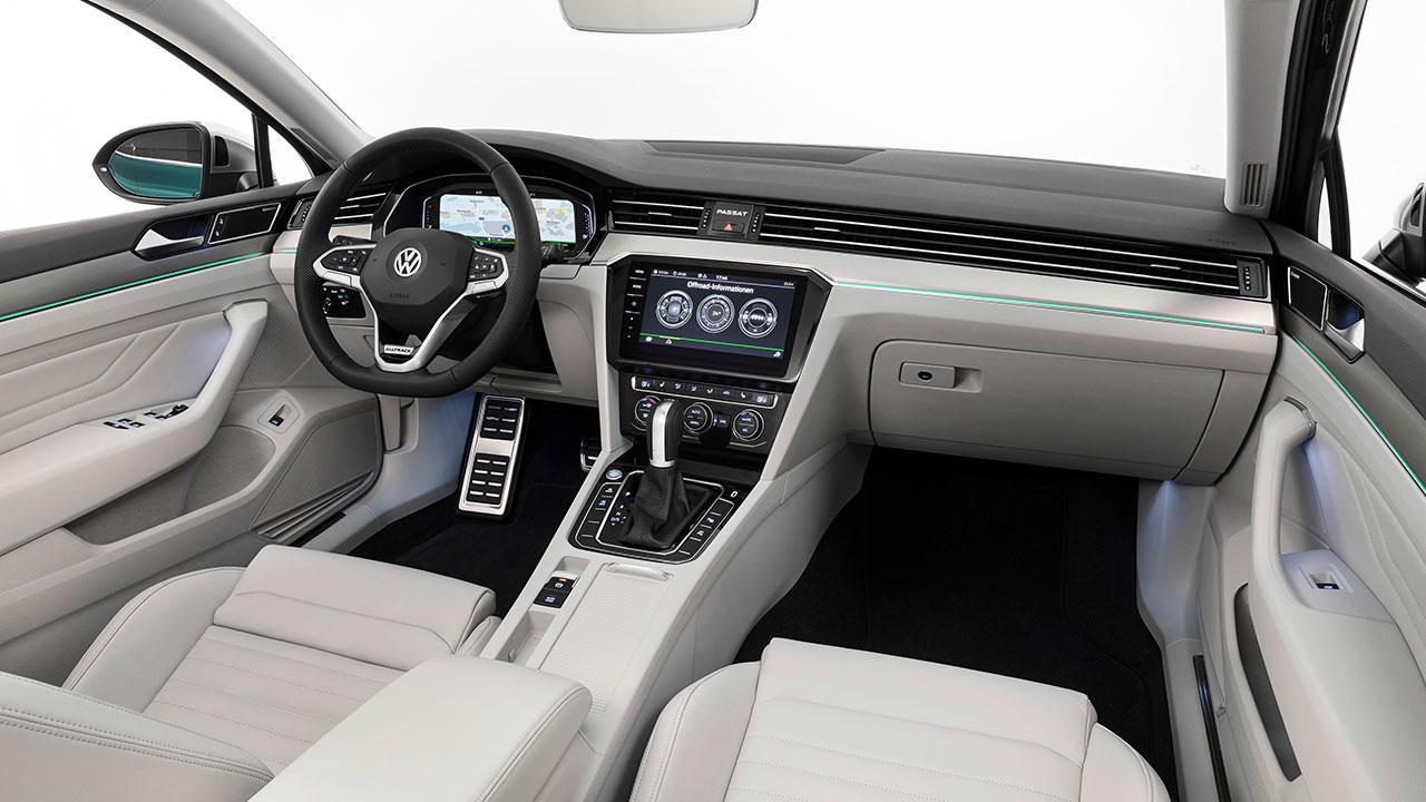 Volkswagen Passat Alltrack - Cockpit