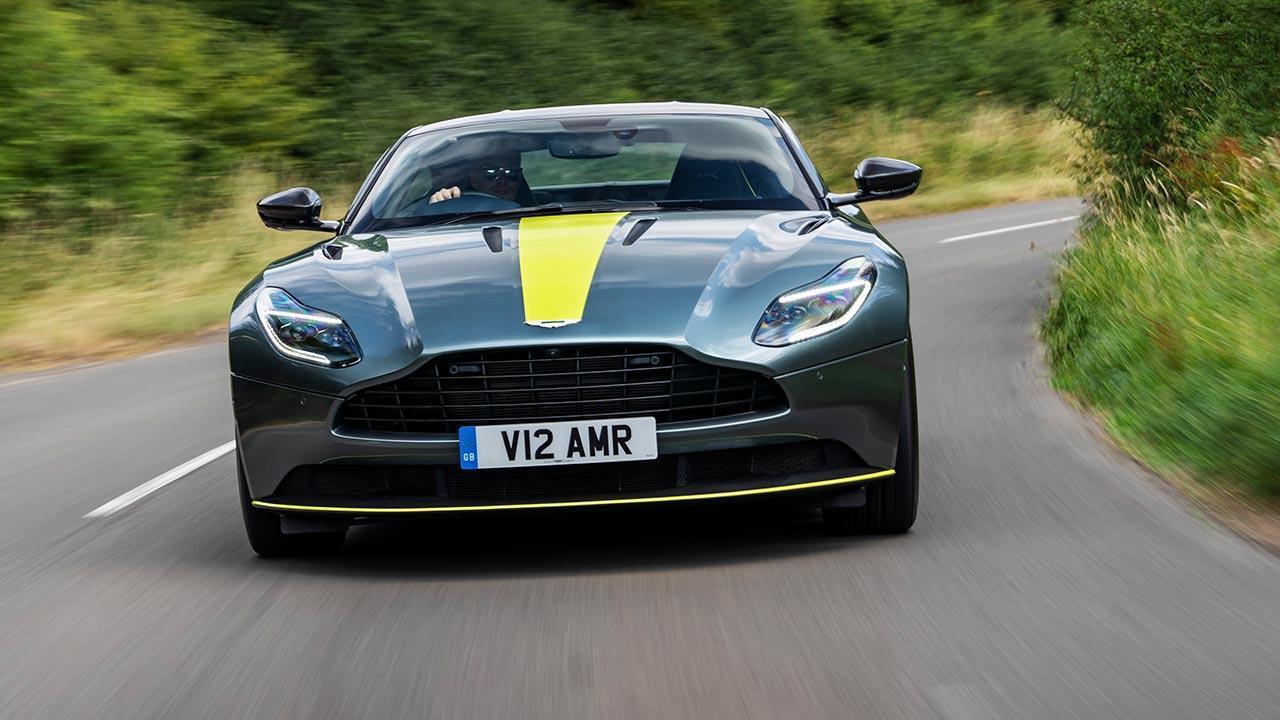 Aston Martin DB11 - Frontansicht