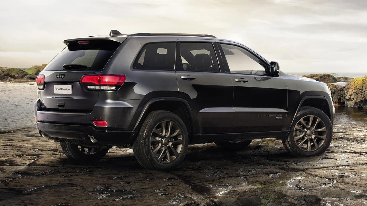 Jeep Grand Cherokee - in schwarz