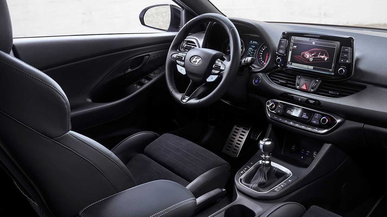 Hyundai i30 N - Cockpit