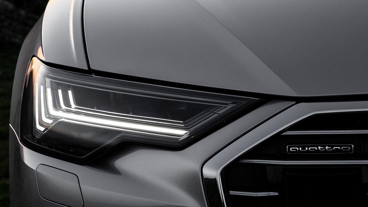 Audi A6 Limousine - Front