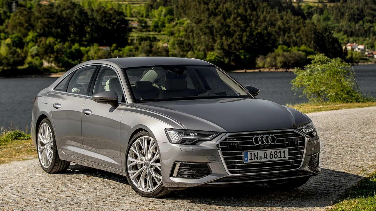 Audi A6 Limousine - Frontansicht
