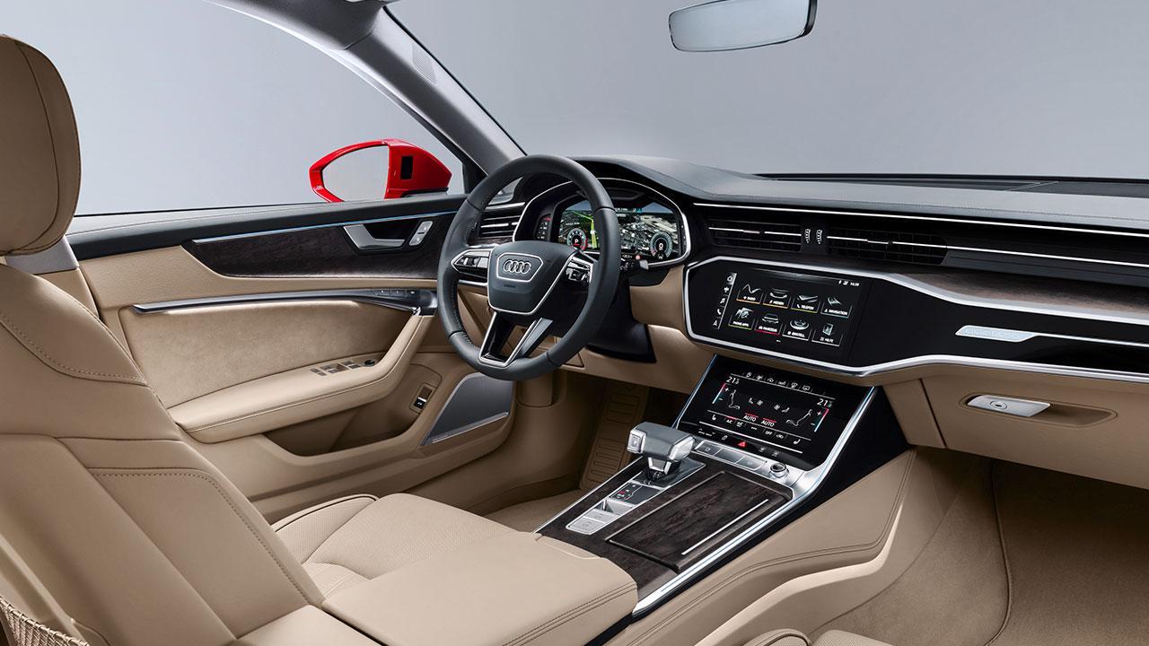Audi A6 Limousine - Cockpit