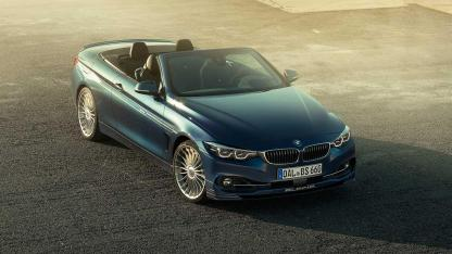 Alpina B4 S Bi-Turbo Cabrio