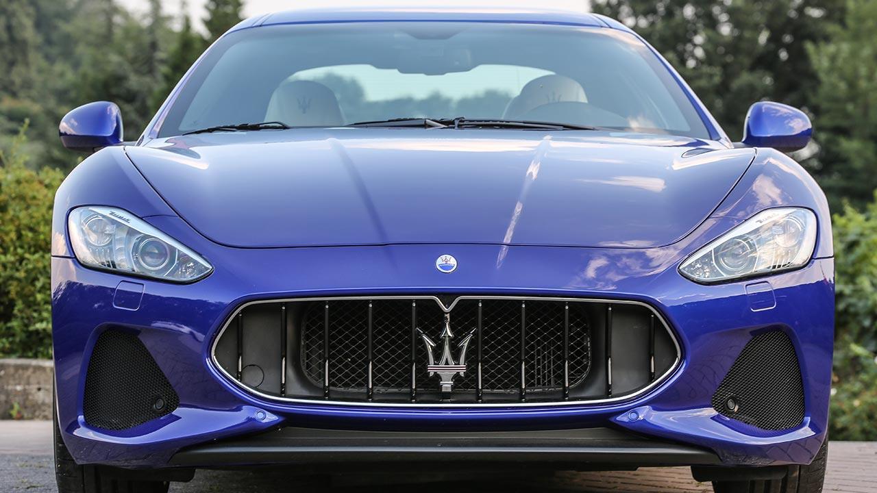 Maserati GranTurismo Sport - Frontansicht