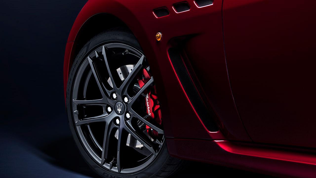 Maserati GranTurismo MC - Vorderrad