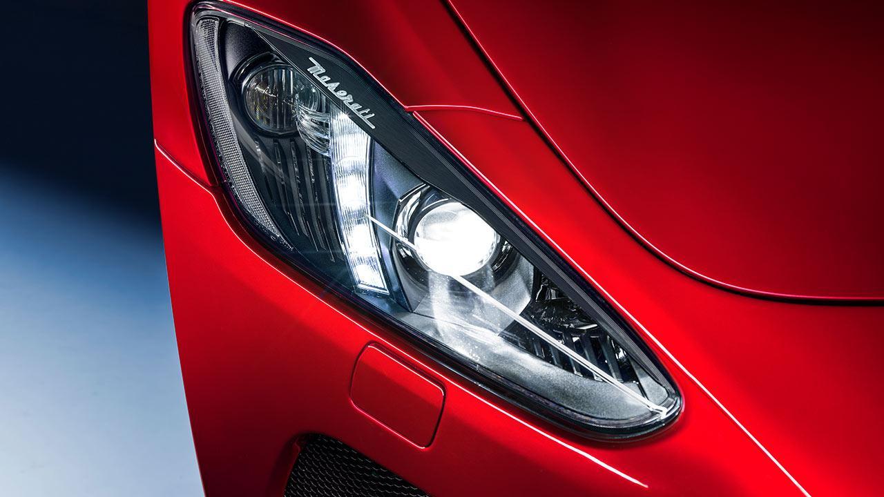 Maserati GranTurismo MC - Scheinwerfer