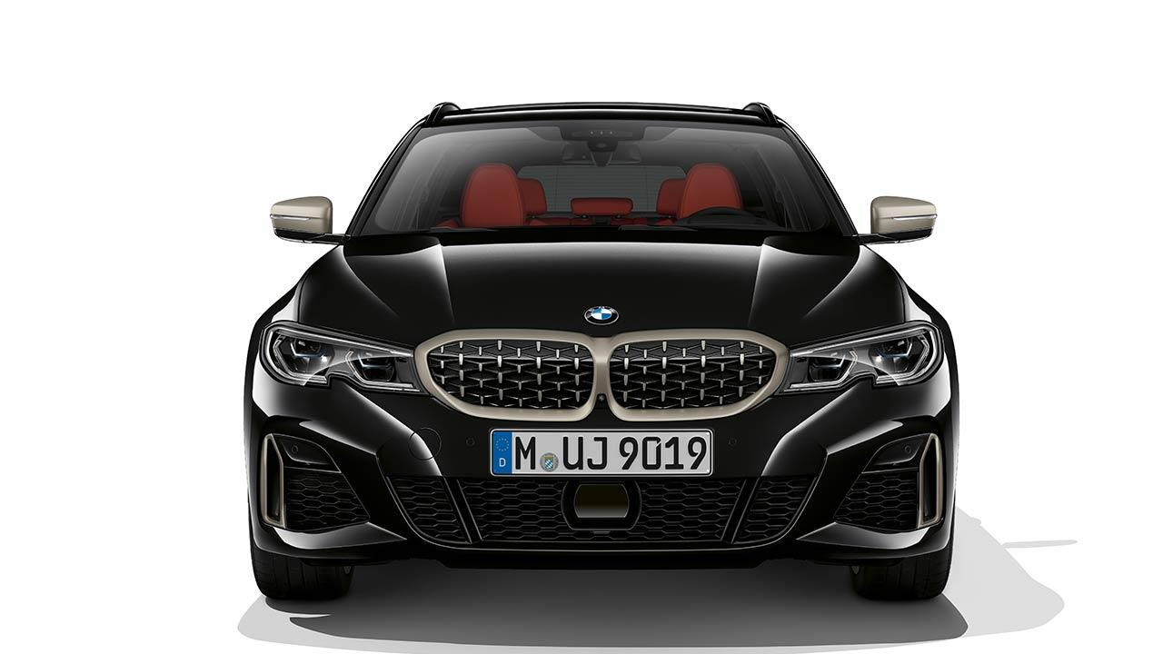 BMW M340i xDrive Touring - Frontansicht