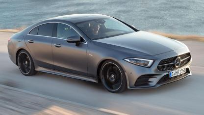 Mercedes-Benz CLS Coupé