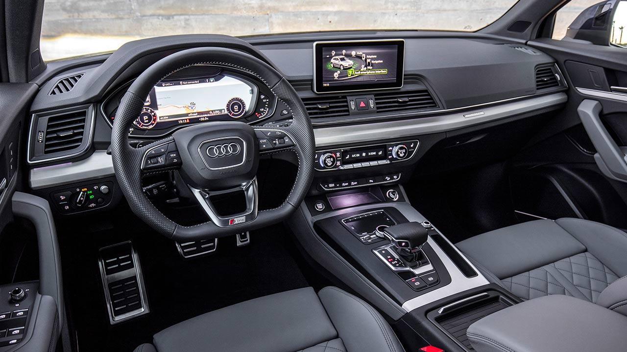 Audi Q5 - Cockpit