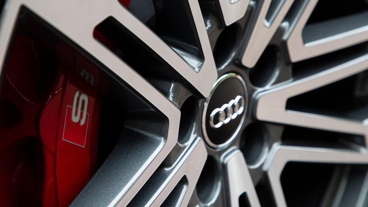 Audi SQ5 TDI - Bremssattel