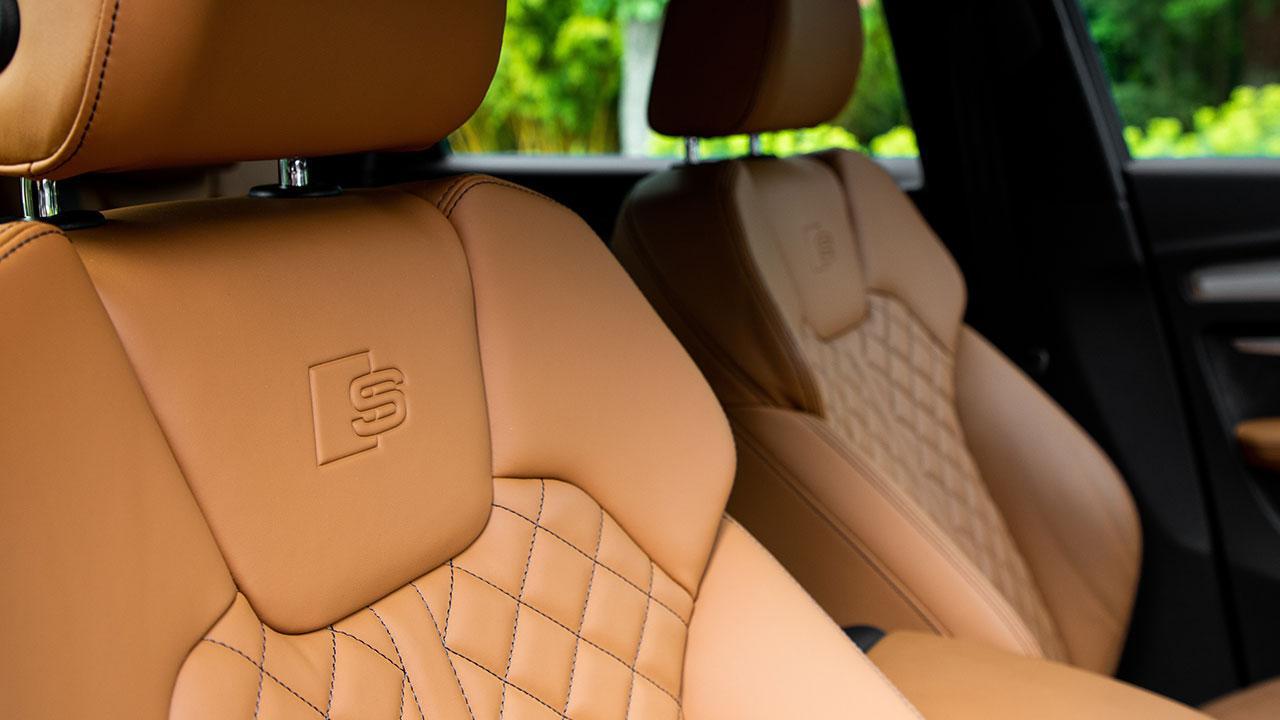 Audi SQ5 TDI - Vordersitze
