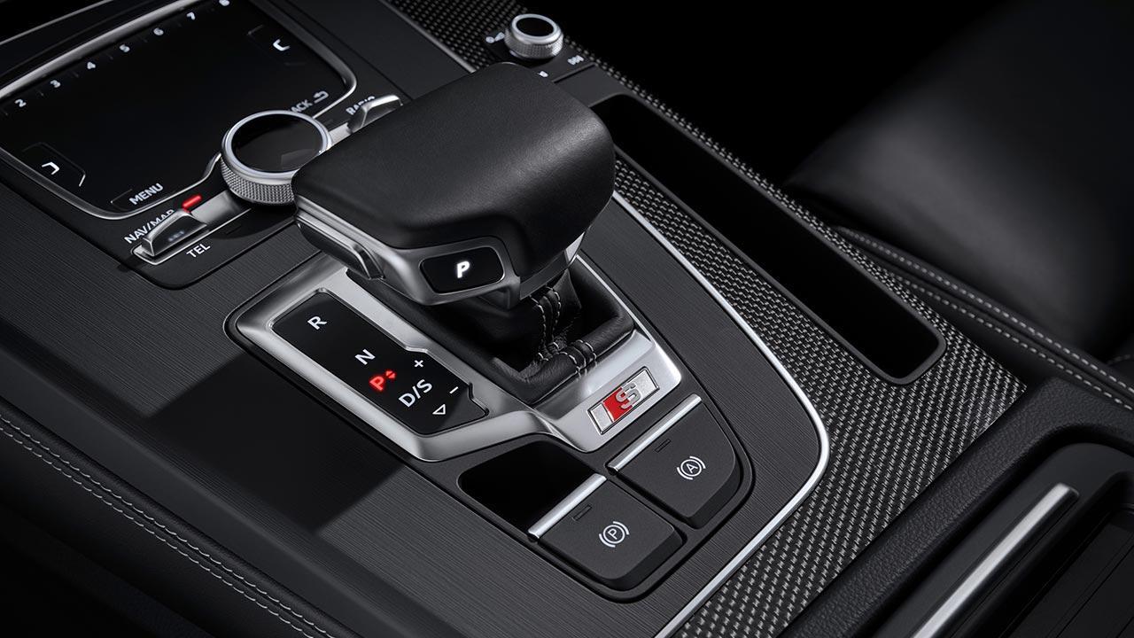 Audi SQ5 TDI - Gang Auswahl