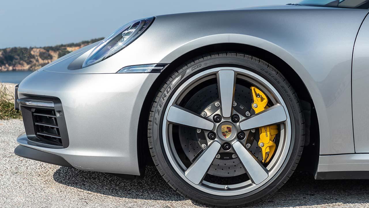 Porsche 911 Carrera S Cabriolet - Bremssattel
