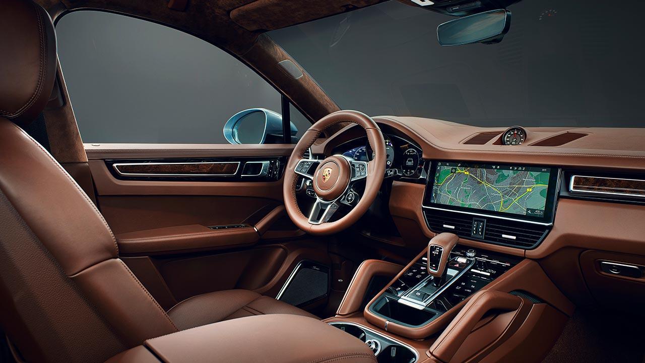 Porsche Cayenne S Coupé - Cockpit
