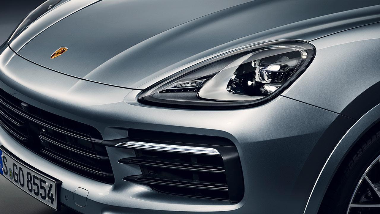 Porsche Cayenne S Coupé - Front