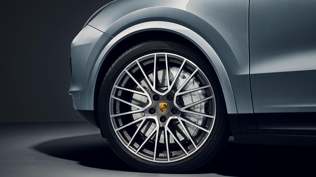 Porsche Cayenne S Coupé - Vorderreifen