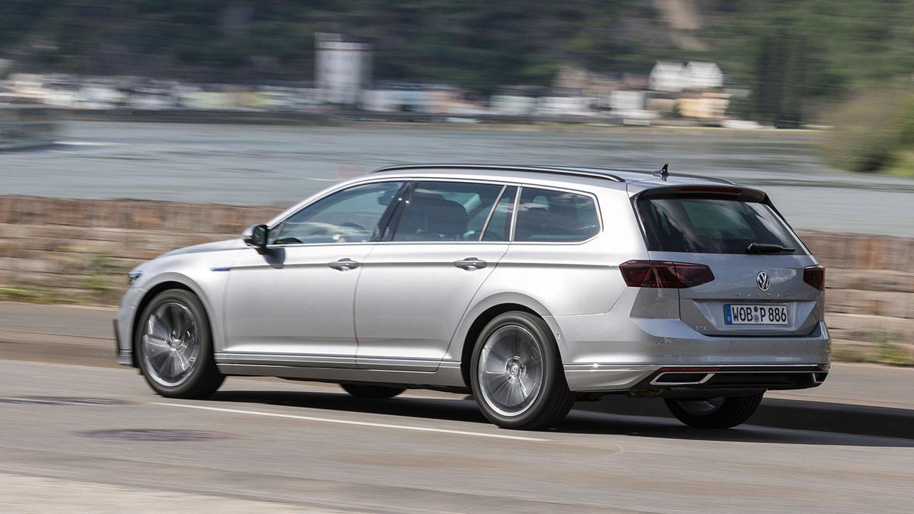Volkswagen Passat GTE Variant - Seitenansicht
