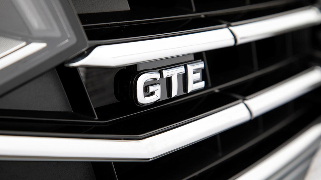 Volkswagen Passat GTE Variant - Schriftzug