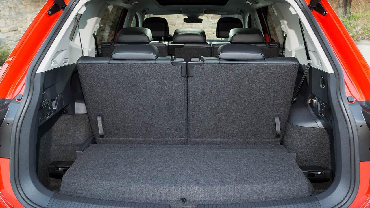 Volkswagen Tiguan Allspace - Kofferraum