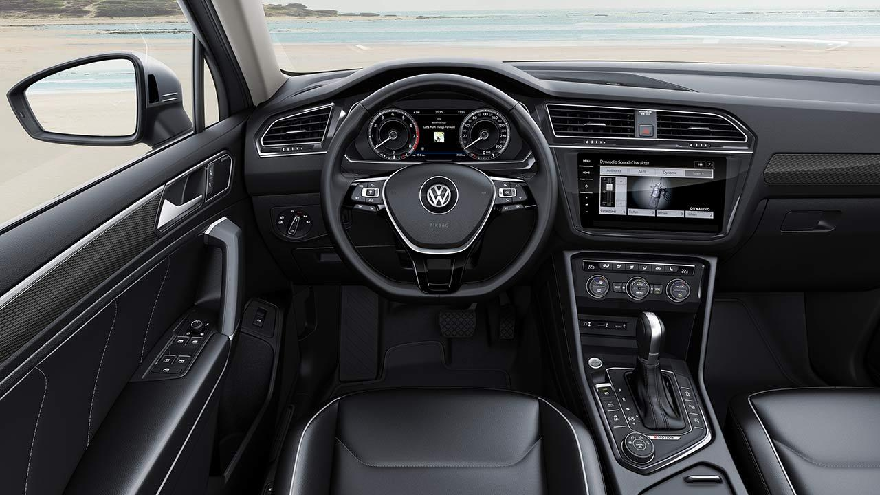 Volkswagen Tiguan Allspace - Cockpit
