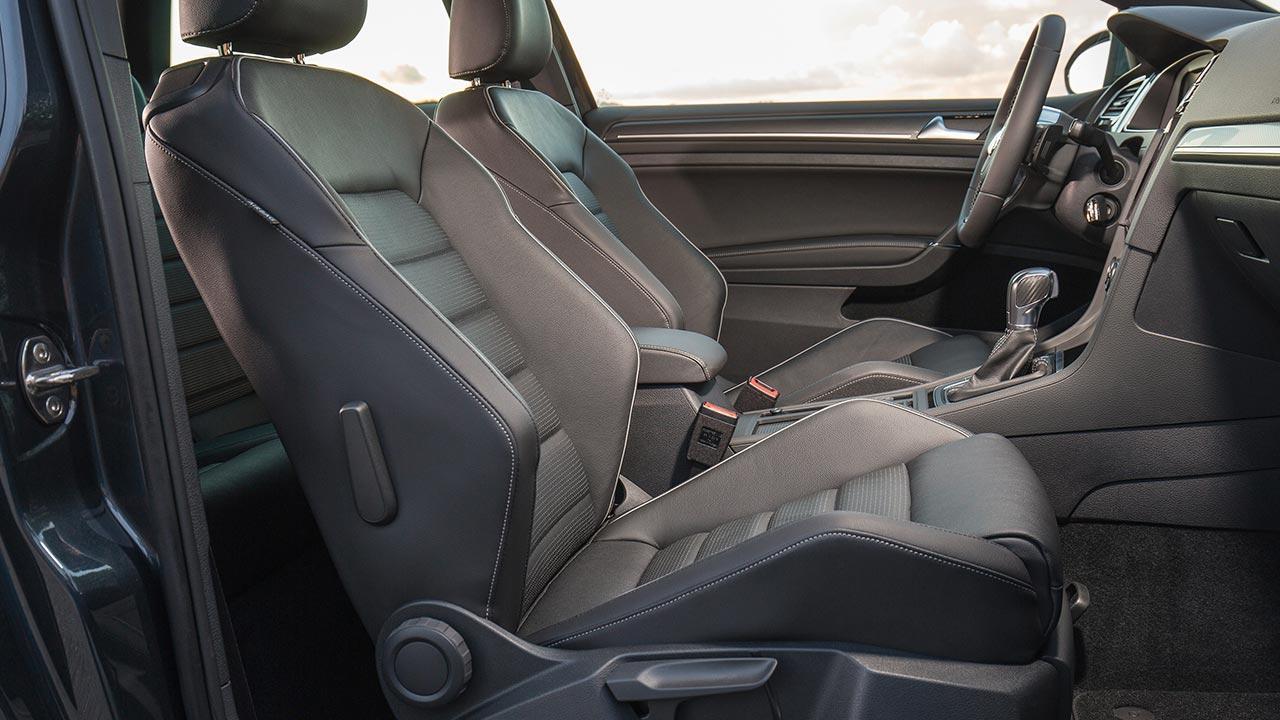 Volkswagen Golf GTD - Vordersitze