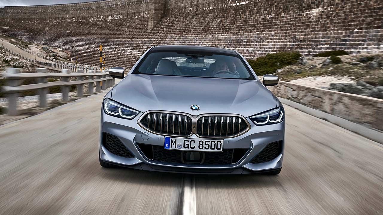 BMW M8 Gran Coupé - Frontansicht