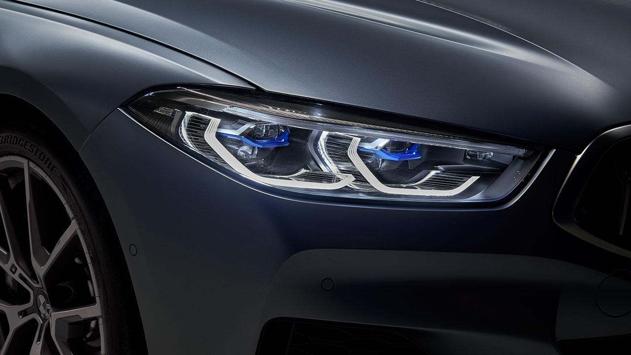 BMW M8 Gran Coupé - Scheinwerfer