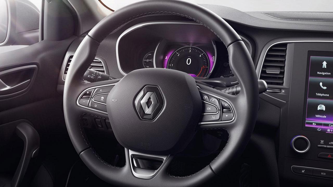Renault Mégane Grandtour - Lenkrad
