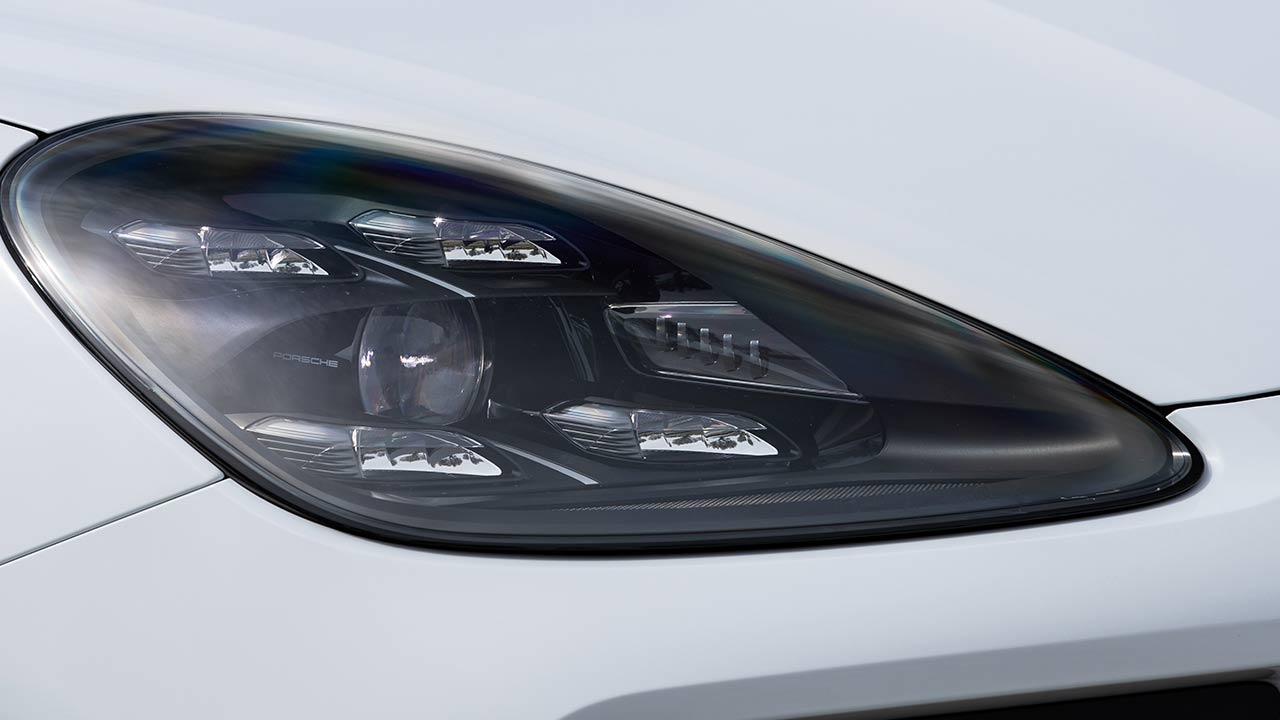 Porsche Cayenne E-Hybrid - Scheinwerfer