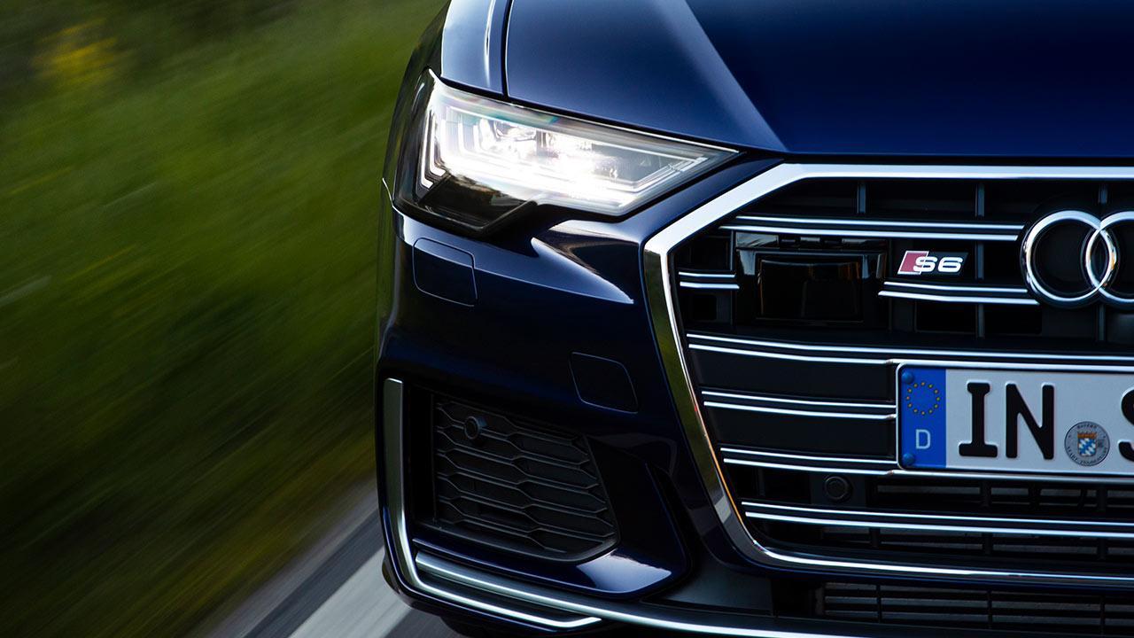 Audi S6 Limousine - Front