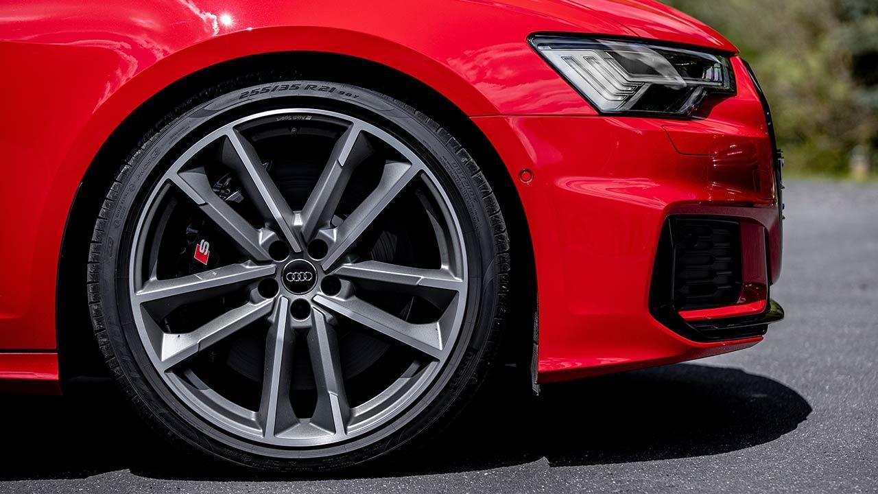 Audi S6 Avant - Vorderreifen