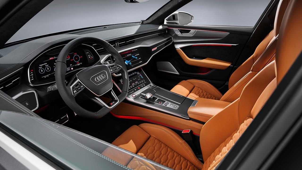 Audi RS 6 Avant - Cockpit