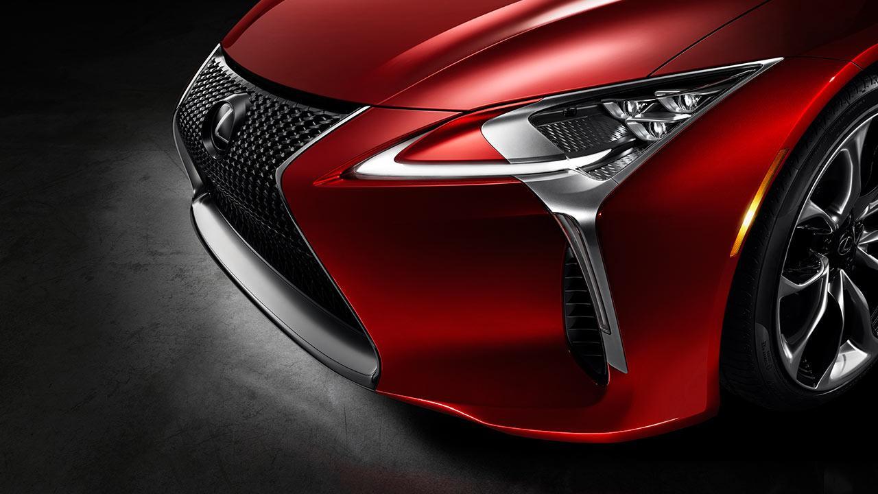 Lexus LC - Kühlergrill
