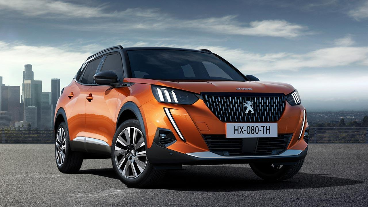 Peugeot 2008 MJ 2020 - Frontansicht