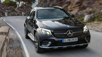 Mercedes-AMG GLC 43 4MATIC SUV