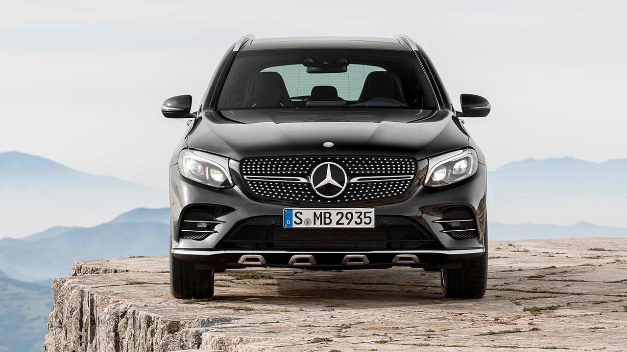 Mercedes-AMG GLC 43 4MATIC SUV  - von vorne