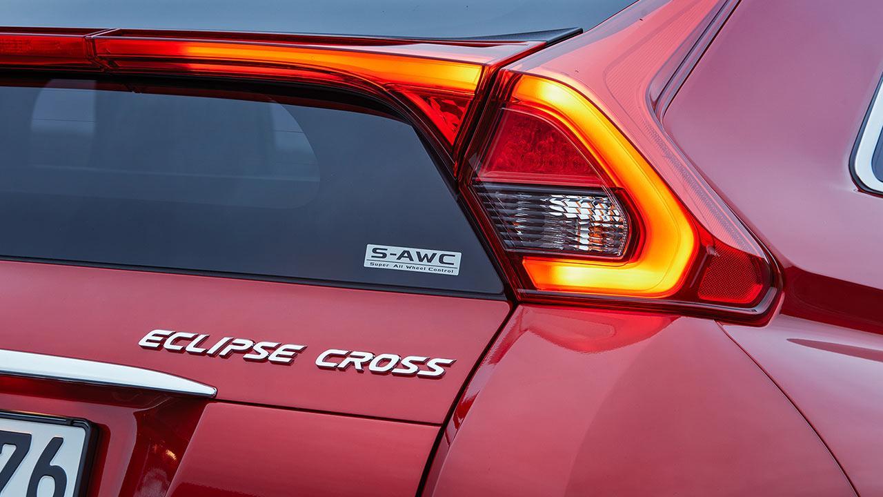 Mitsubishi Eclipse Cross - Schriftzug