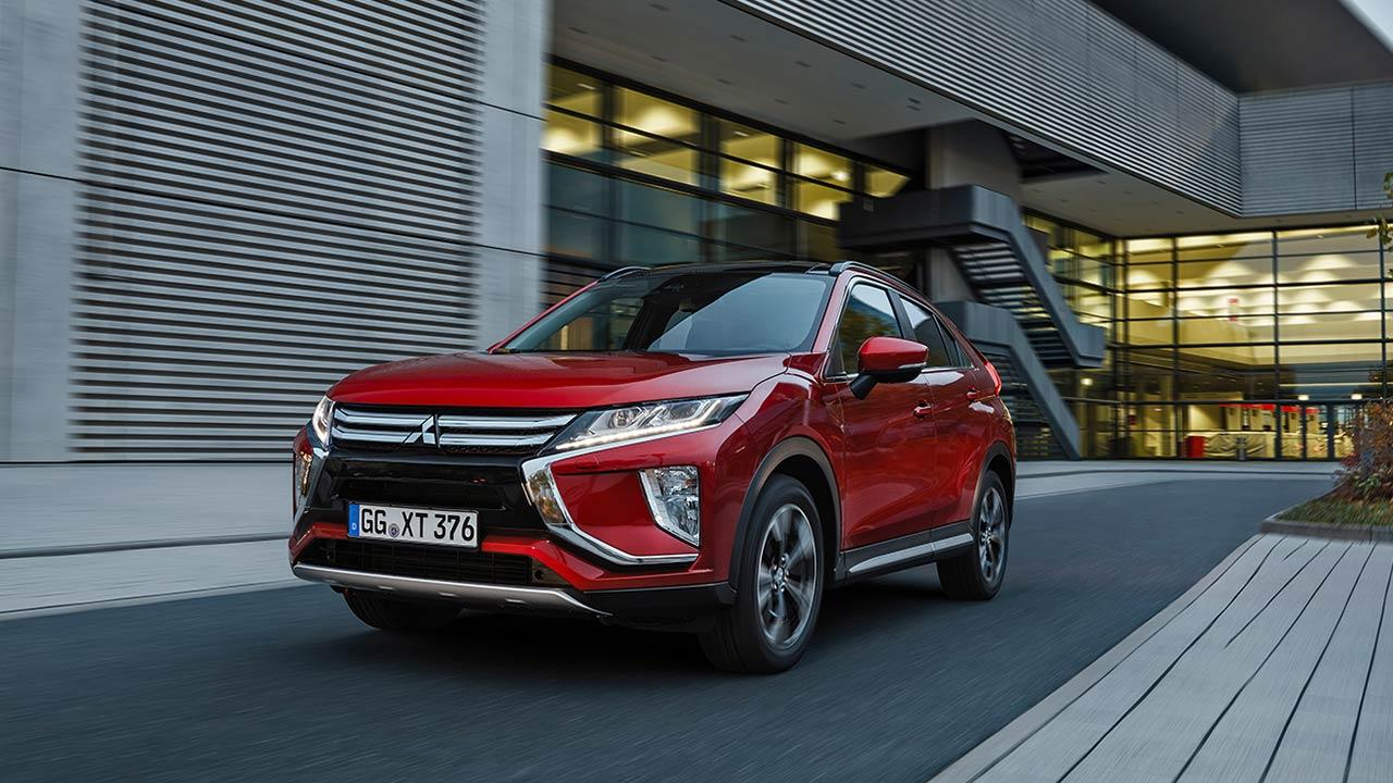 Mitsubishi Eclipse Cross - Frontansicht