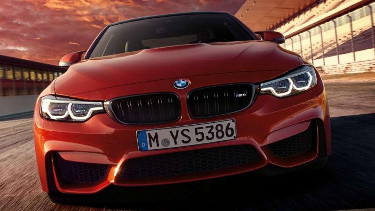 BMW M4 Coupé - Frontansicht