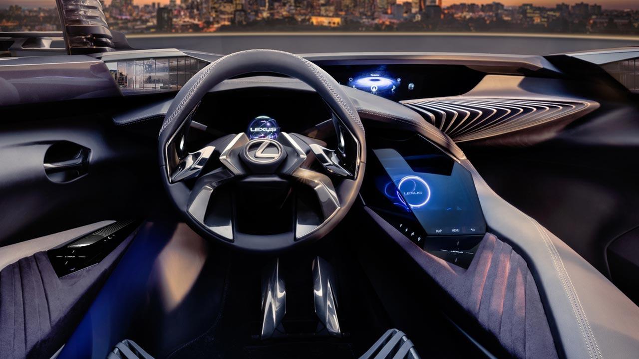 Lexus UX - Cockpit