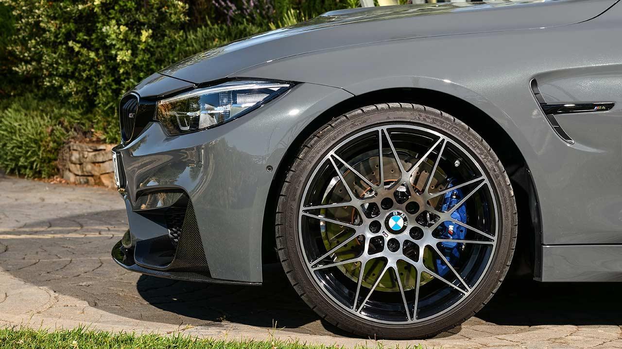 BMW M4 Cabrio - Vorderreifen