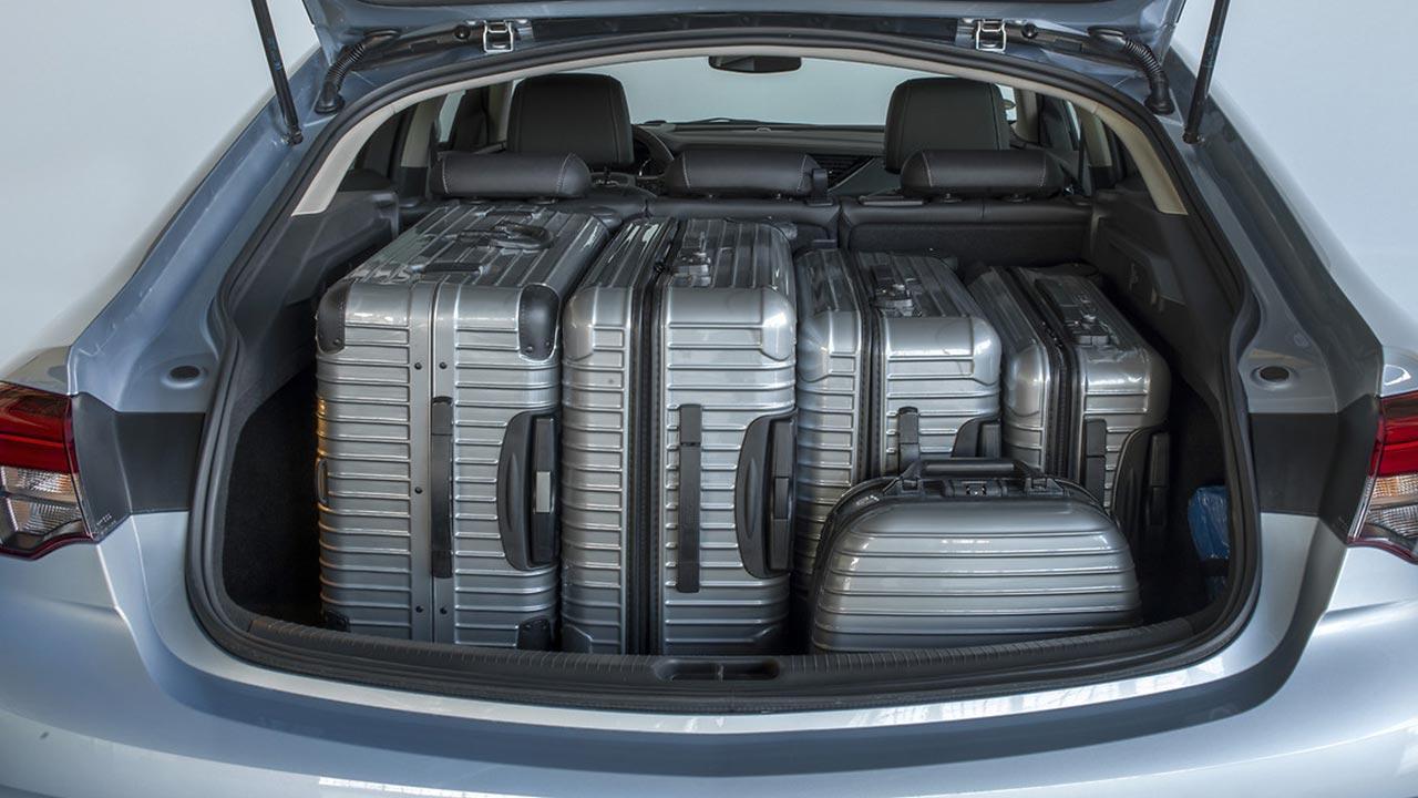 Opel Insignia - Kofferraum