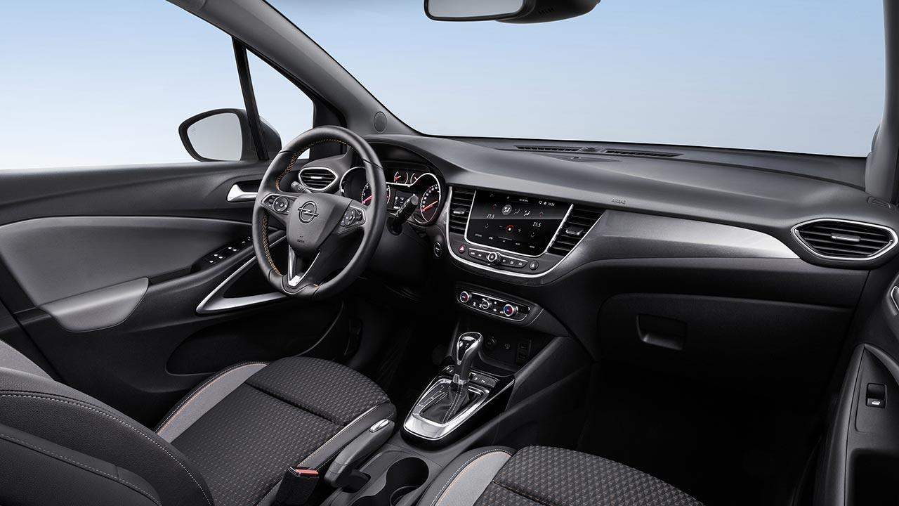Opel Crossland X - Cockpit