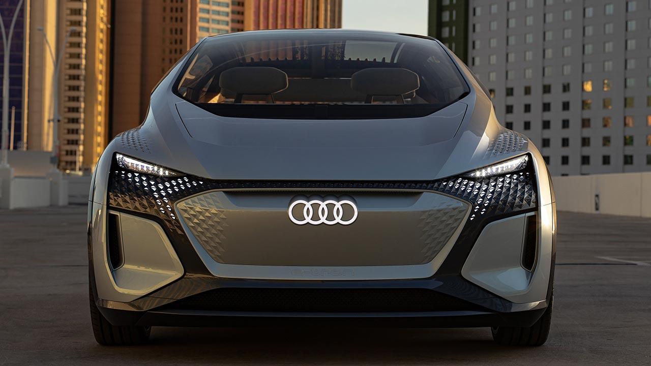 Audi AI:ME - Frontansicht