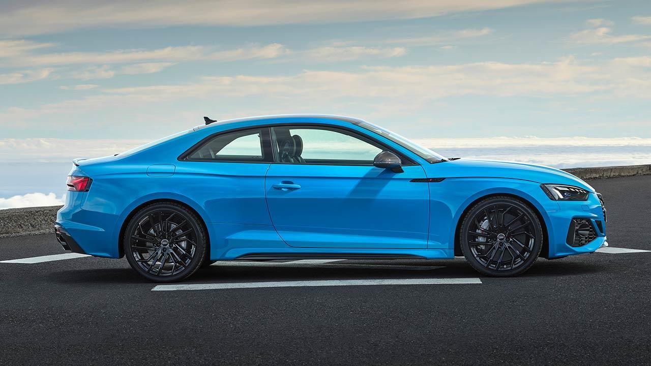 Audi RS 5 Coupé - Seitenansicht